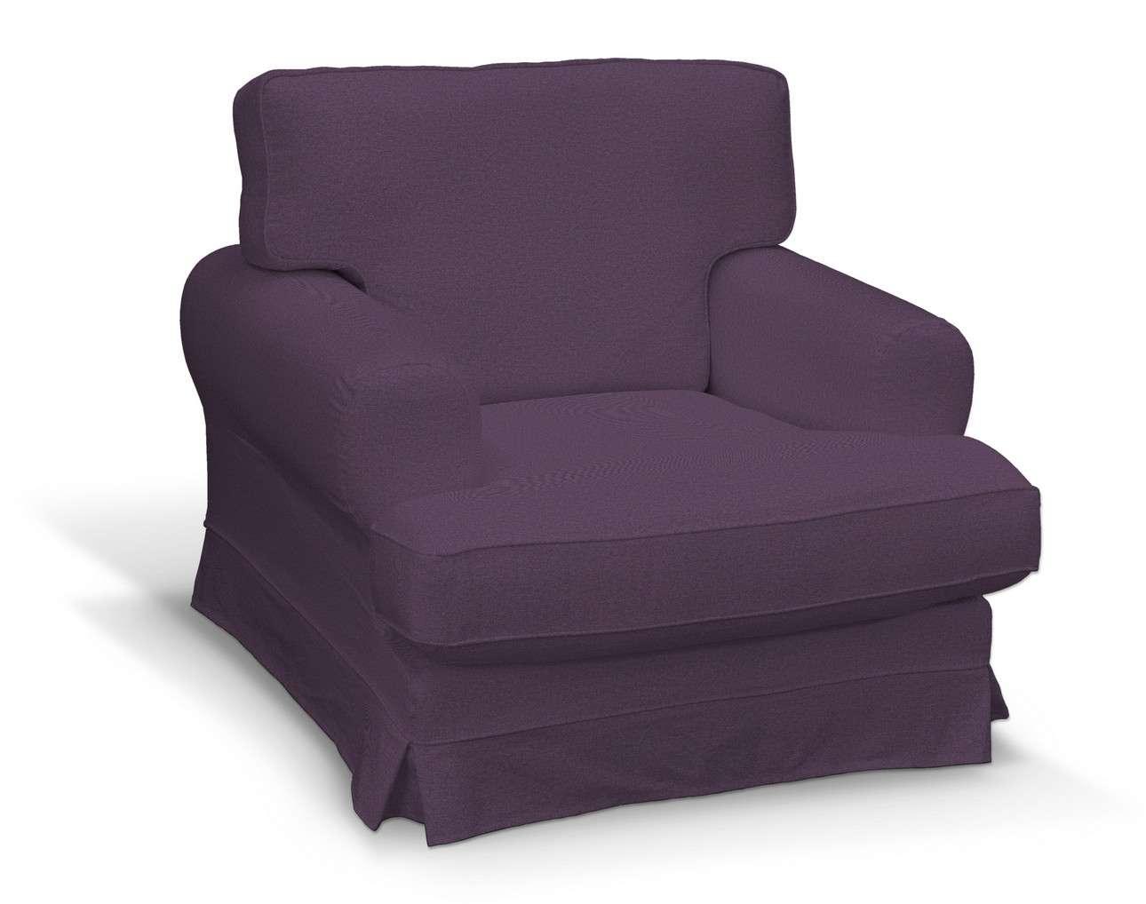Pokrowiec na fotel Ekeskog w kolekcji Etna, tkanina: 161-27