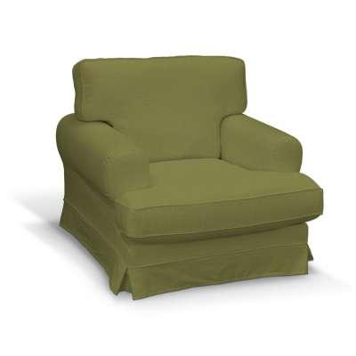 Pokrowiec na fotel Ekeskog w kolekcji Living, tkanina: 161-13