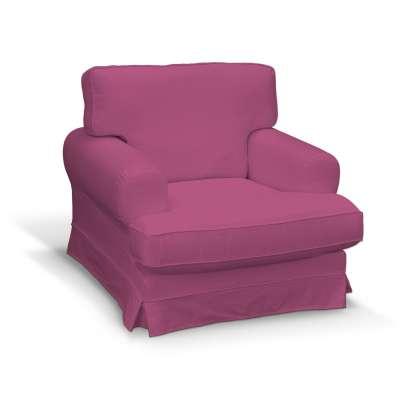 Pokrowiec na fotel Ekeskog w kolekcji Living, tkanina: 161-29