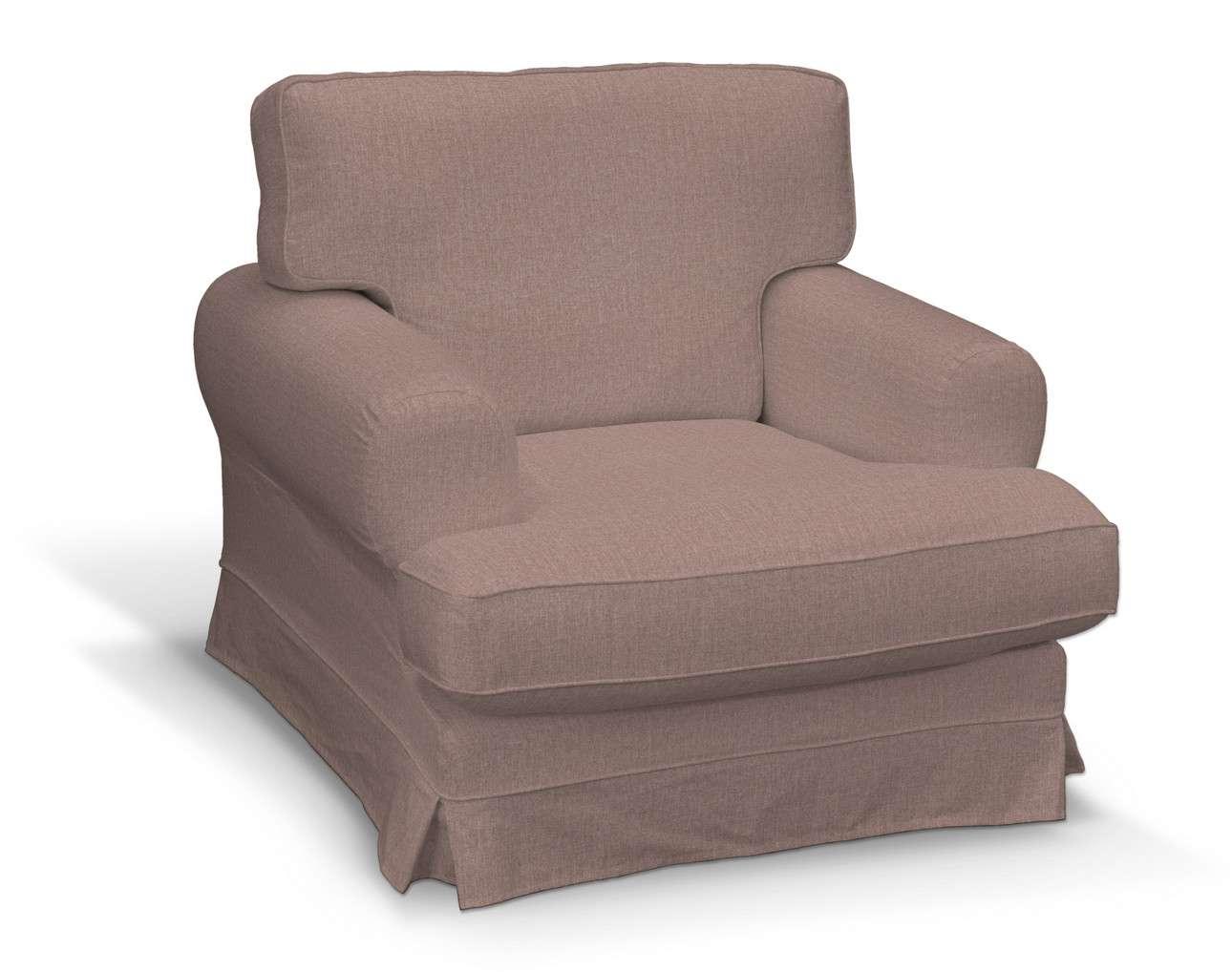 Pokrowiec na fotel Ekeskog w kolekcji City, tkanina: 704-83