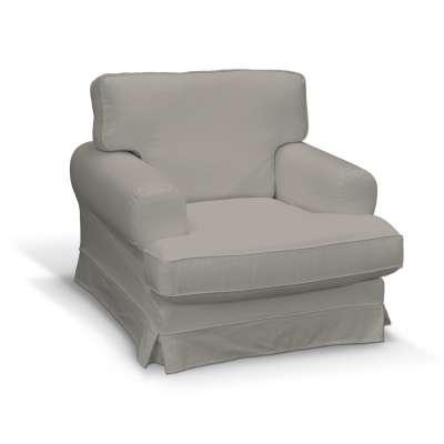 Pokrowiec na fotel Ekeskog w kolekcji Living, tkanina: 161-54