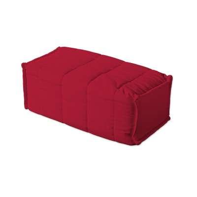 Beddinge betræk til armlæn 702-04 Rød Kollektion Cotton Panama
