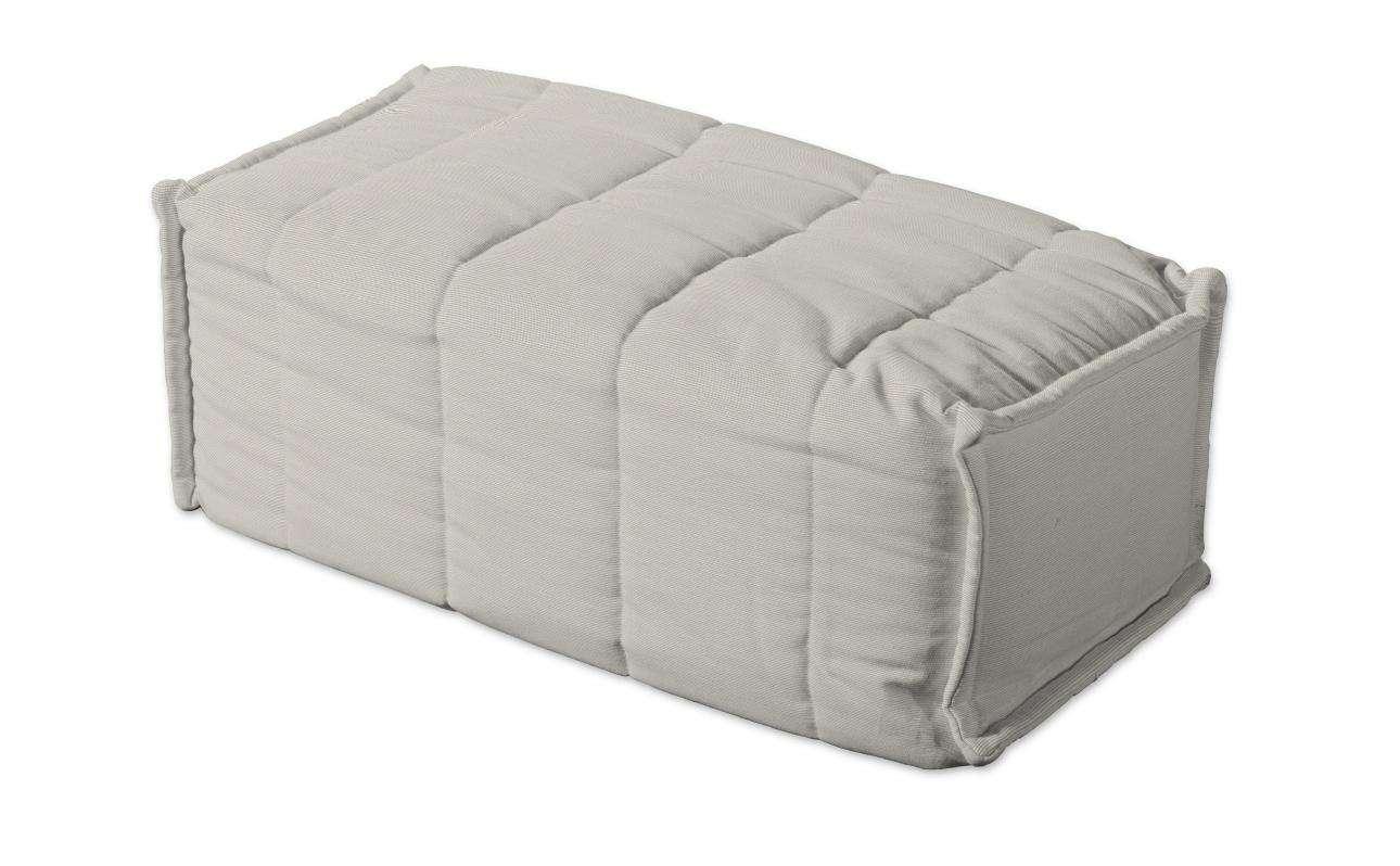 Bezug für Beddinge Armlehne von der Kollektion Cotton Panama, Stoff: 702-31
