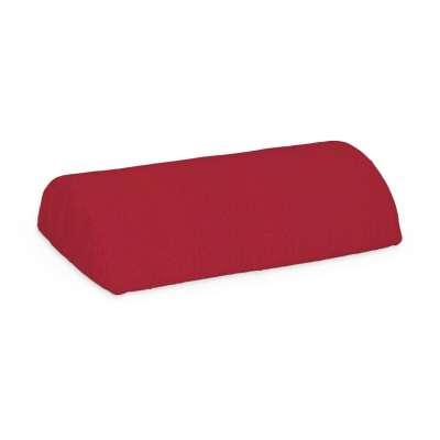 Beddinge betræk til halv nakkepude 702-24 Rød Kollektion Chenille