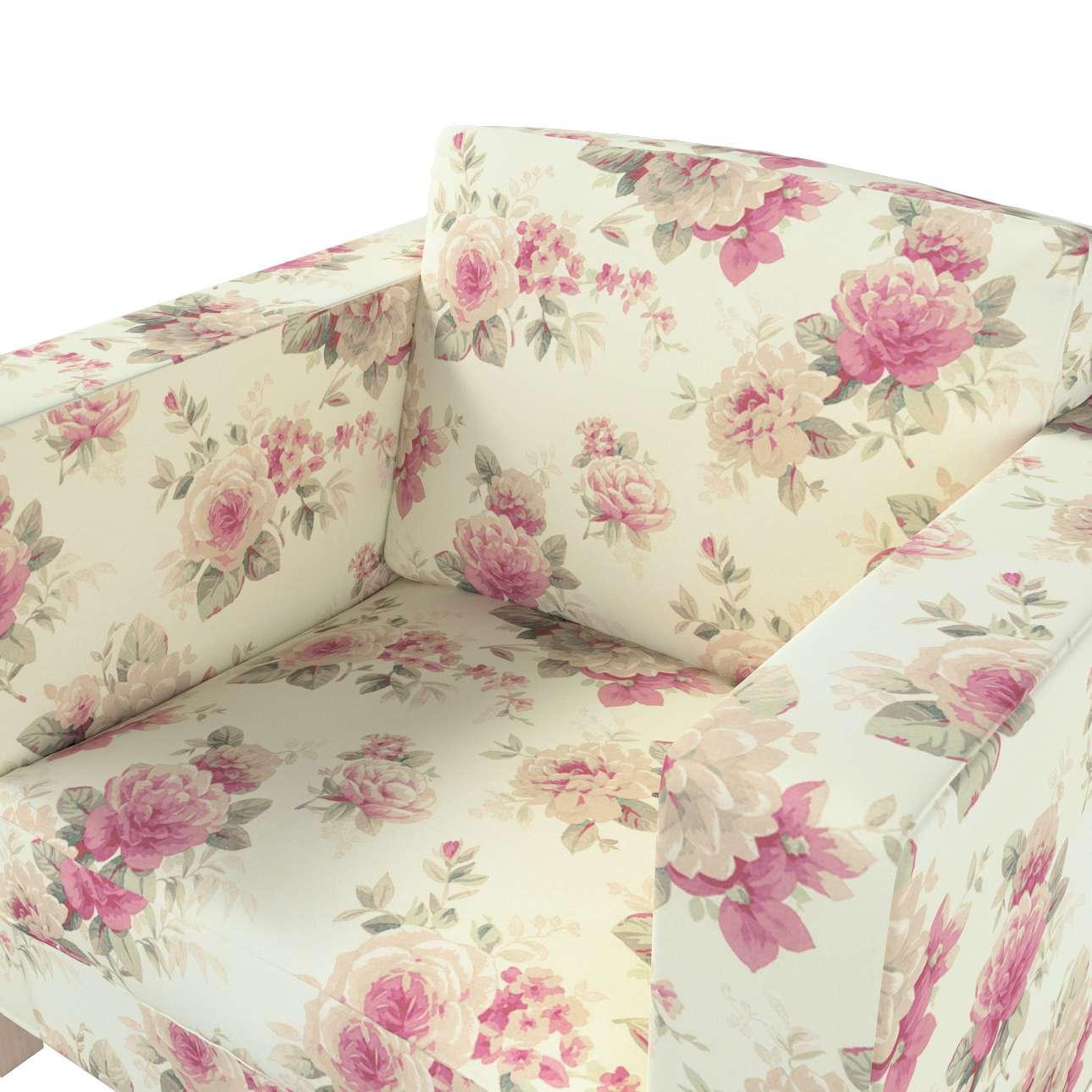 Karlanda päällinen nojatuoli, lyhyt mallistosta Londres , Kangas: 141-07