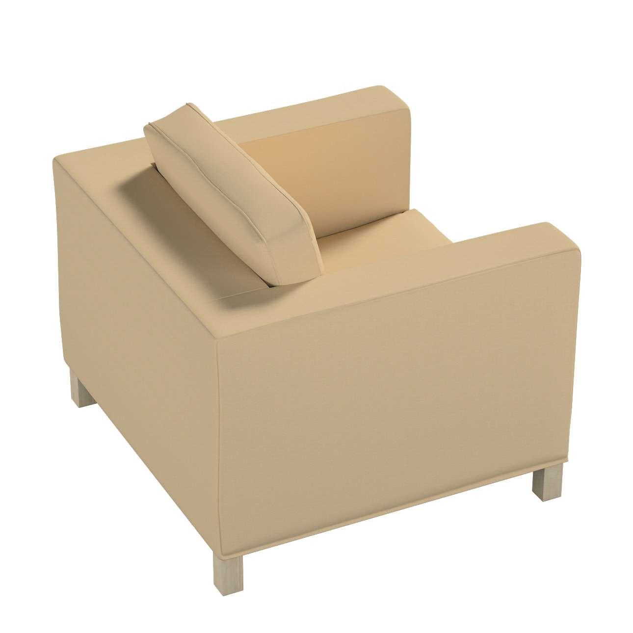 Karlanda päällinen nojatuoli, lyhyt mallistosta Cotton Panama, Kangas: 702-01