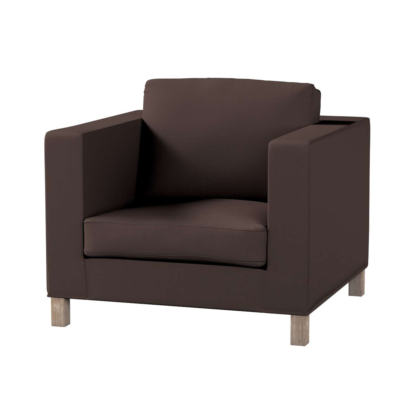 KARLANDA fotelio užvalkalas KARLANDA fotelio užvalkalas kolekcijoje Cotton Panama, audinys: 702-03