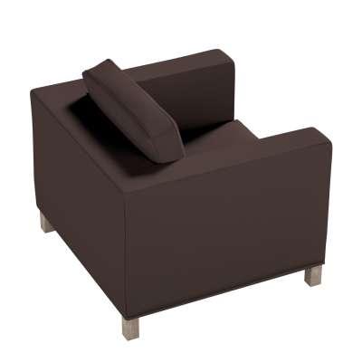 KARLANDA fotelio užvalkalas 702-03 šokolado Kolekcija Cotton Panama