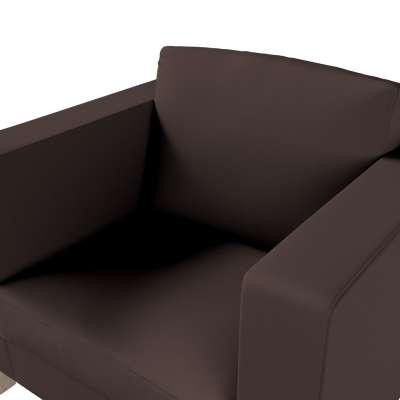 Karlanda fotelhuzat rövid a kollekcióból Cotton Panama Bútorszövet, Dekoranyag: 702-03