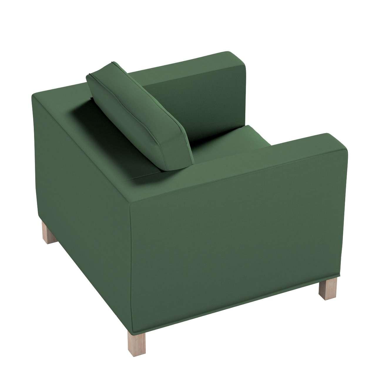 Karlanda päällinen nojatuoli, lyhyt mallistosta Cotton Panama, Kangas: 702-06