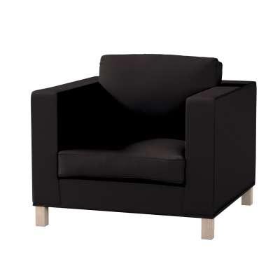 Potah na křesko IKEA Karlanda, krátký v kolekci Cotton Panama, látka: 702-09