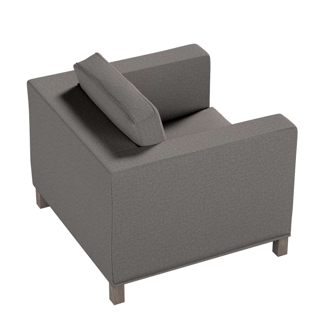 Potah na křesko IKEA Karlanda, krátký v kolekci Edinburgh, látka: 115-77