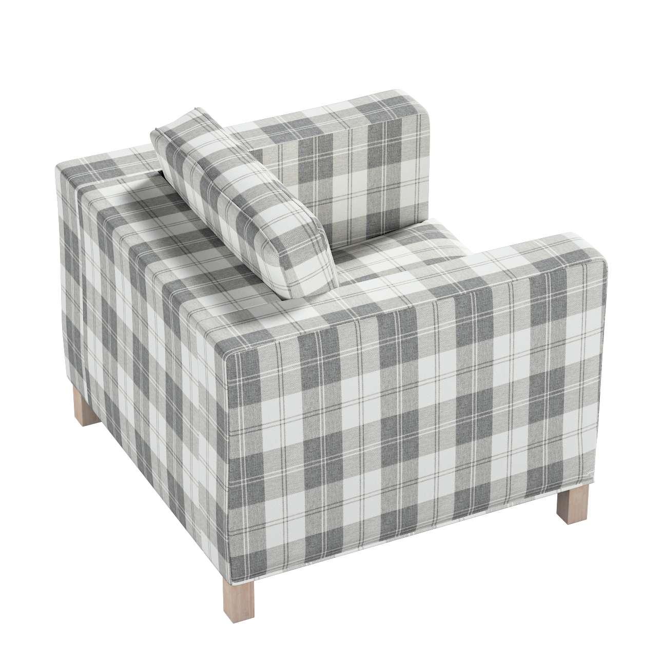 Karlanda päällinen nojatuoli, lyhyt mallistosta Edinburgh, Kangas: 115-79