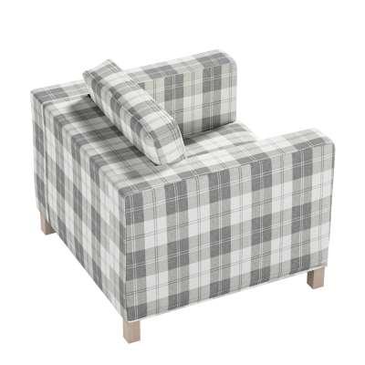 Potah na křesko IKEA Karlanda, krátký v kolekci Edinburgh, látka: 115-79