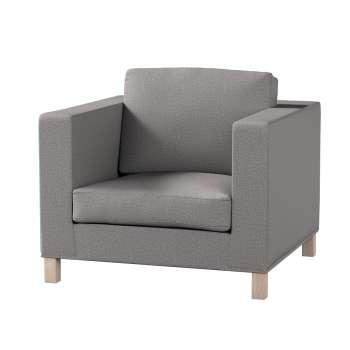 Pokrowiec na fotel Karlanda, krótki fotel Karlanda w kolekcji Edinburgh, tkanina: 115-81