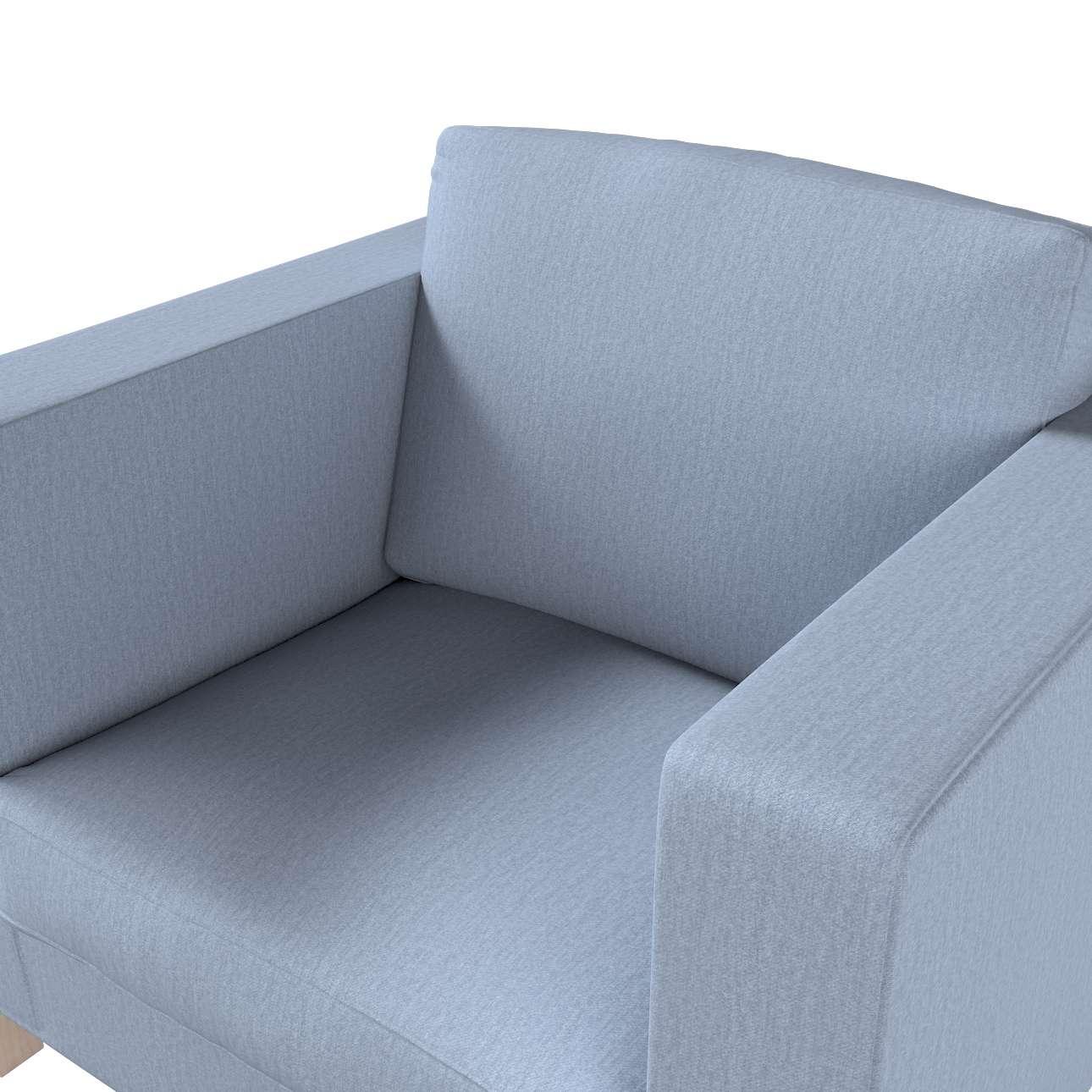 Karlanda päällinen nojatuoli, lyhyt mallistosta Chenille, Kangas: 702-13