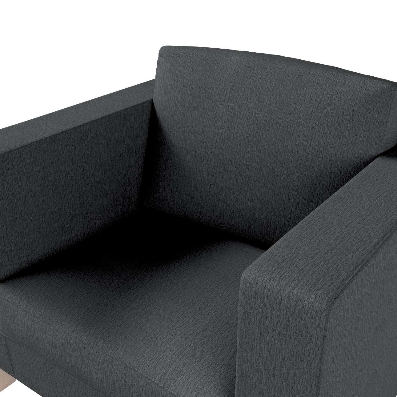 Karlanda päällinen nojatuoli, lyhyt mallistosta Chenille, Kangas: 702-20