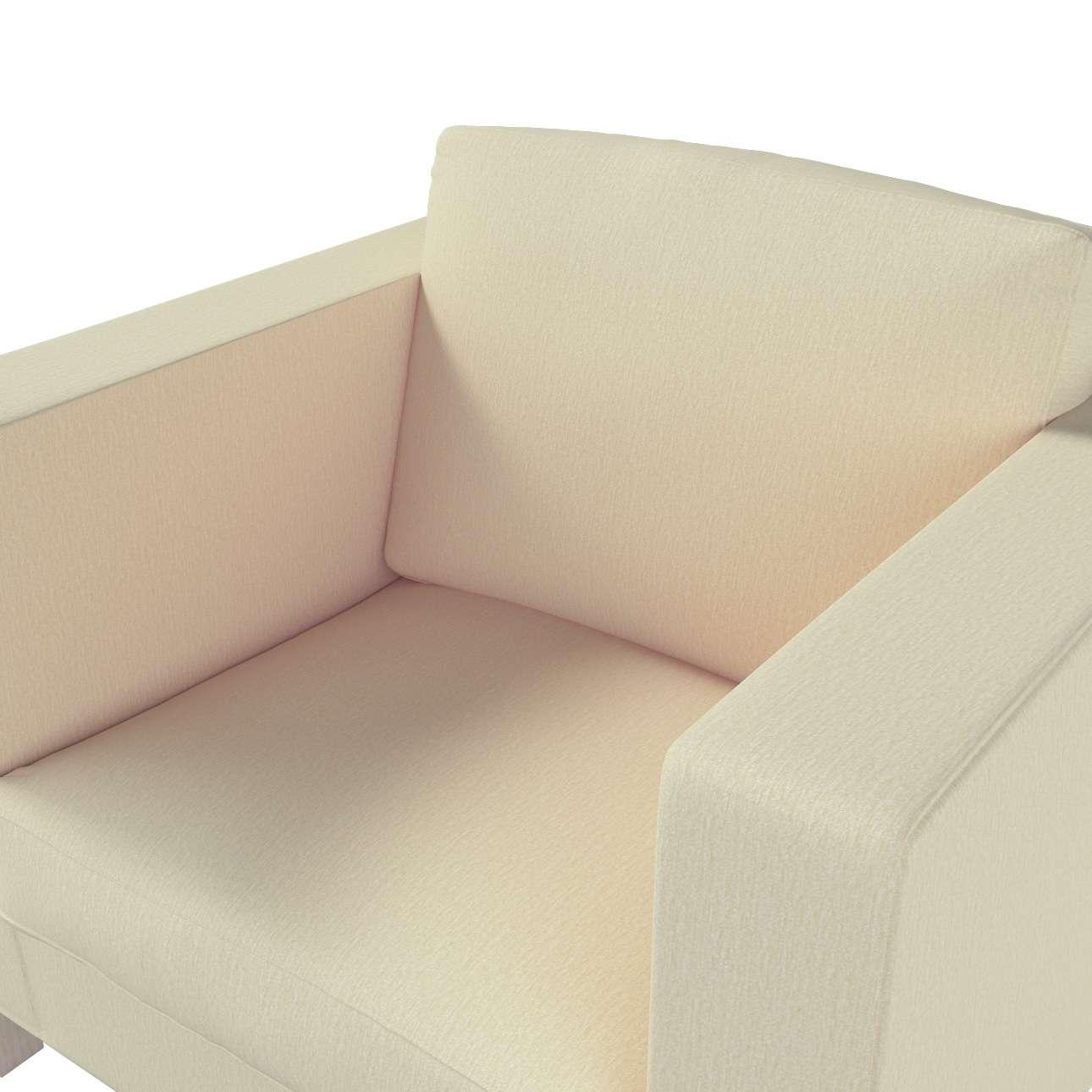 Karlanda päällinen nojatuoli, lyhyt mallistosta Chenille, Kangas: 702-22