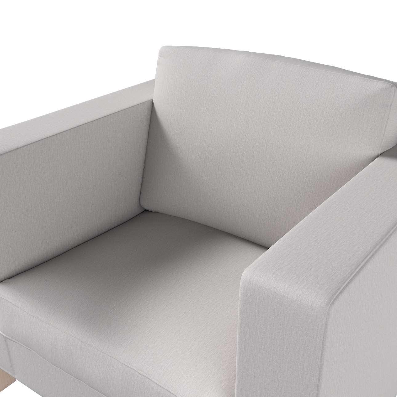 Karlanda päällinen nojatuoli, lyhyt mallistosta Chenille, Kangas: 702-23