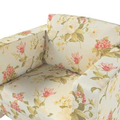 Karlanda päällinen nojatuoli, lyhyt mallistosta Londres , Kangas: 123-65