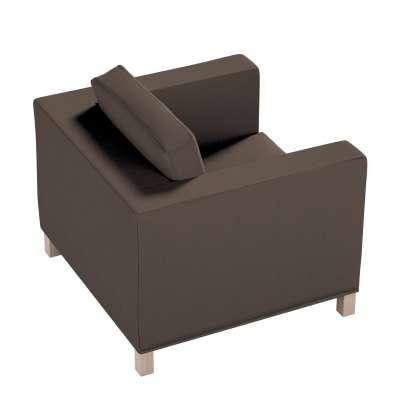Pokrowiec na fotel Karlanda, krótki w kolekcji Etna, tkanina: 705-08