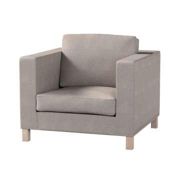 Pokrowiec na fotel Karlanda, krótki fotel Karlanda w kolekcji Etna , tkanina: 705-09