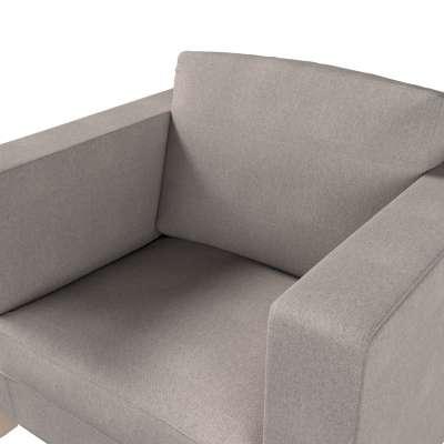 Potah na křesko IKEA Karlanda, krátký v kolekci Etna, látka: 705-09