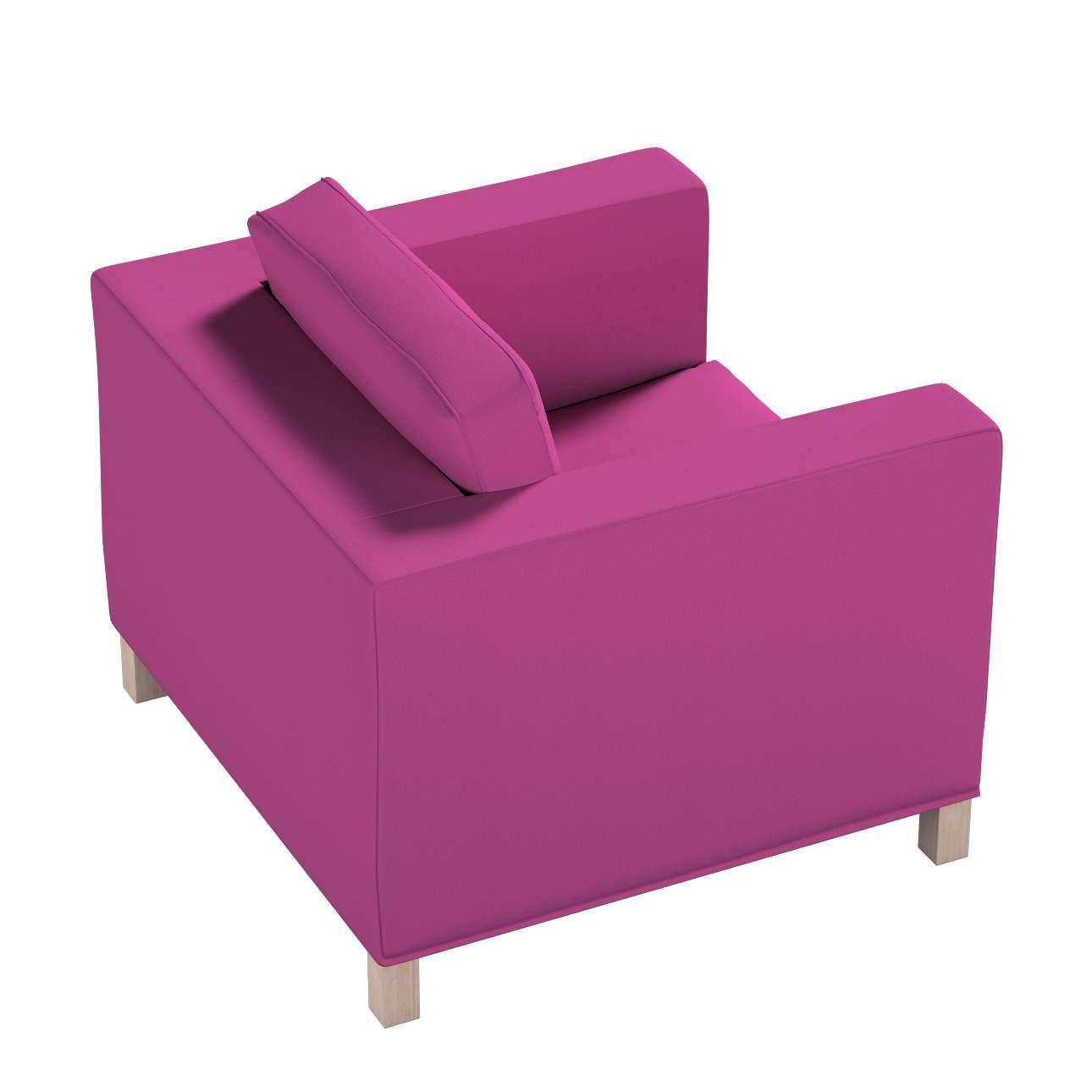 Potah na křesko IKEA Karlanda, krátký v kolekci Etna, látka: 705-23