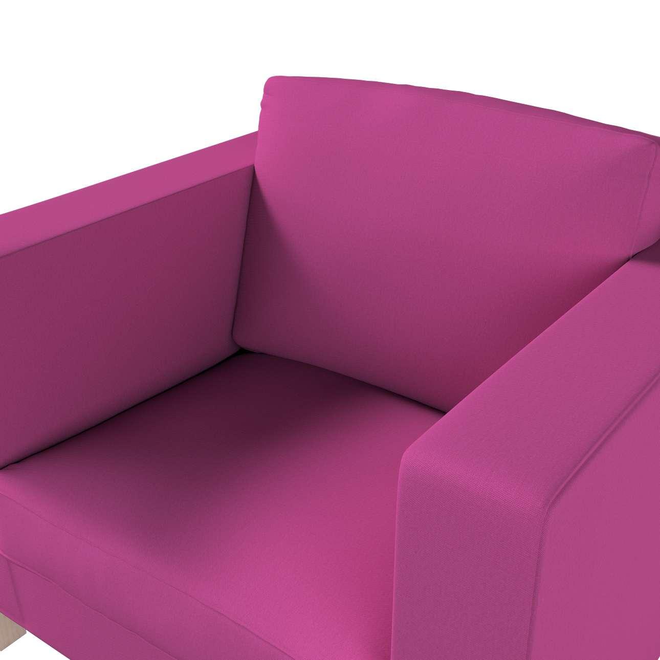 Karlanda päällinen nojatuoli, lyhyt mallistosta Etna - ei verhoihin, Kangas: 705-23