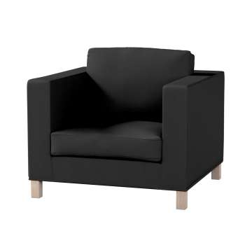 Pokrowiec na fotel Karlanda, krótki fotel Karlanda w kolekcji Etna , tkanina: 705-00