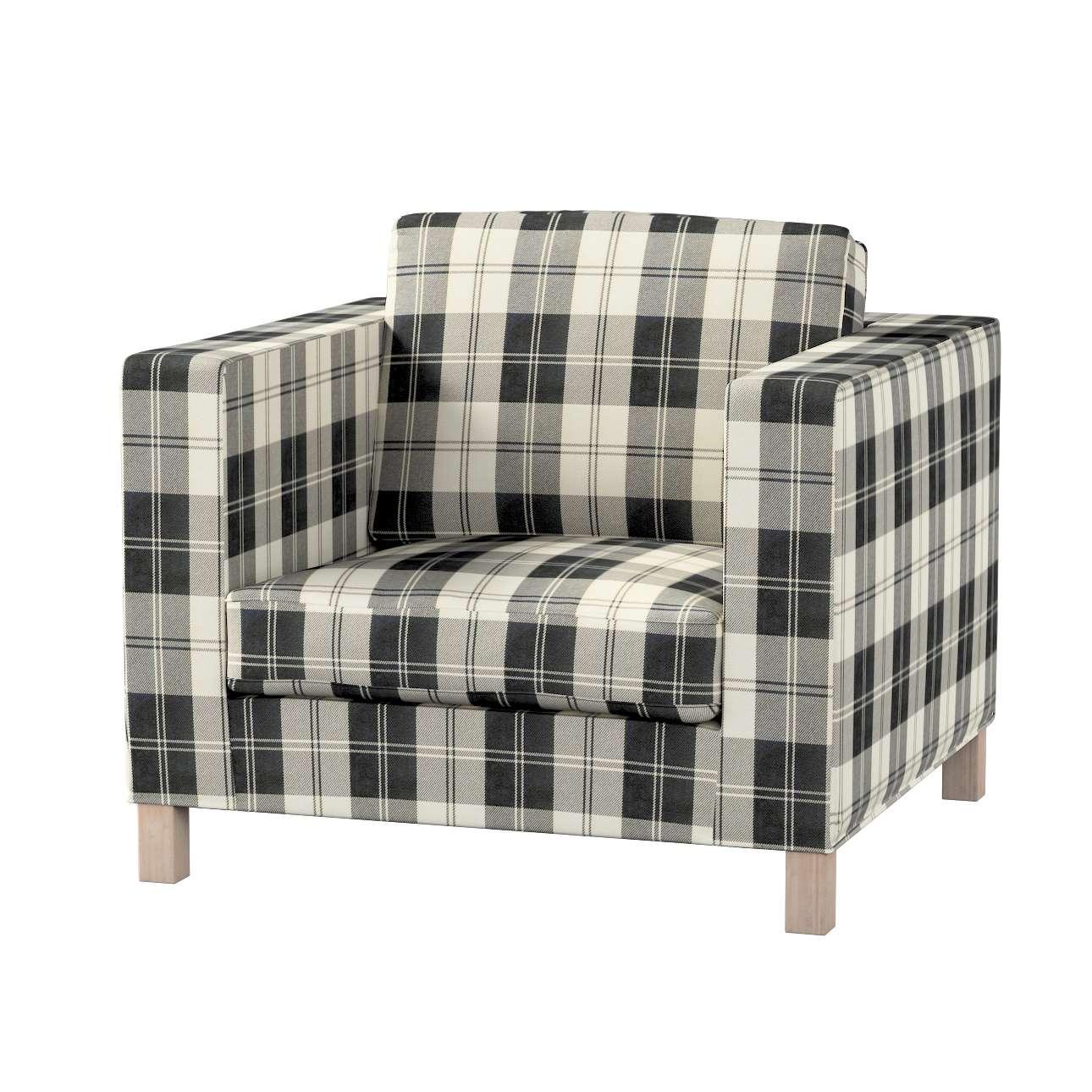 KARLANDA fotelio užvalkalas KARLANDA fotelio užvalkalas kolekcijoje Edinburgh , audinys: 115-74