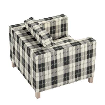 Karlanda päällinen nojatuoli, lyhyt mallistosta Edinburgh, Kangas: 115-74