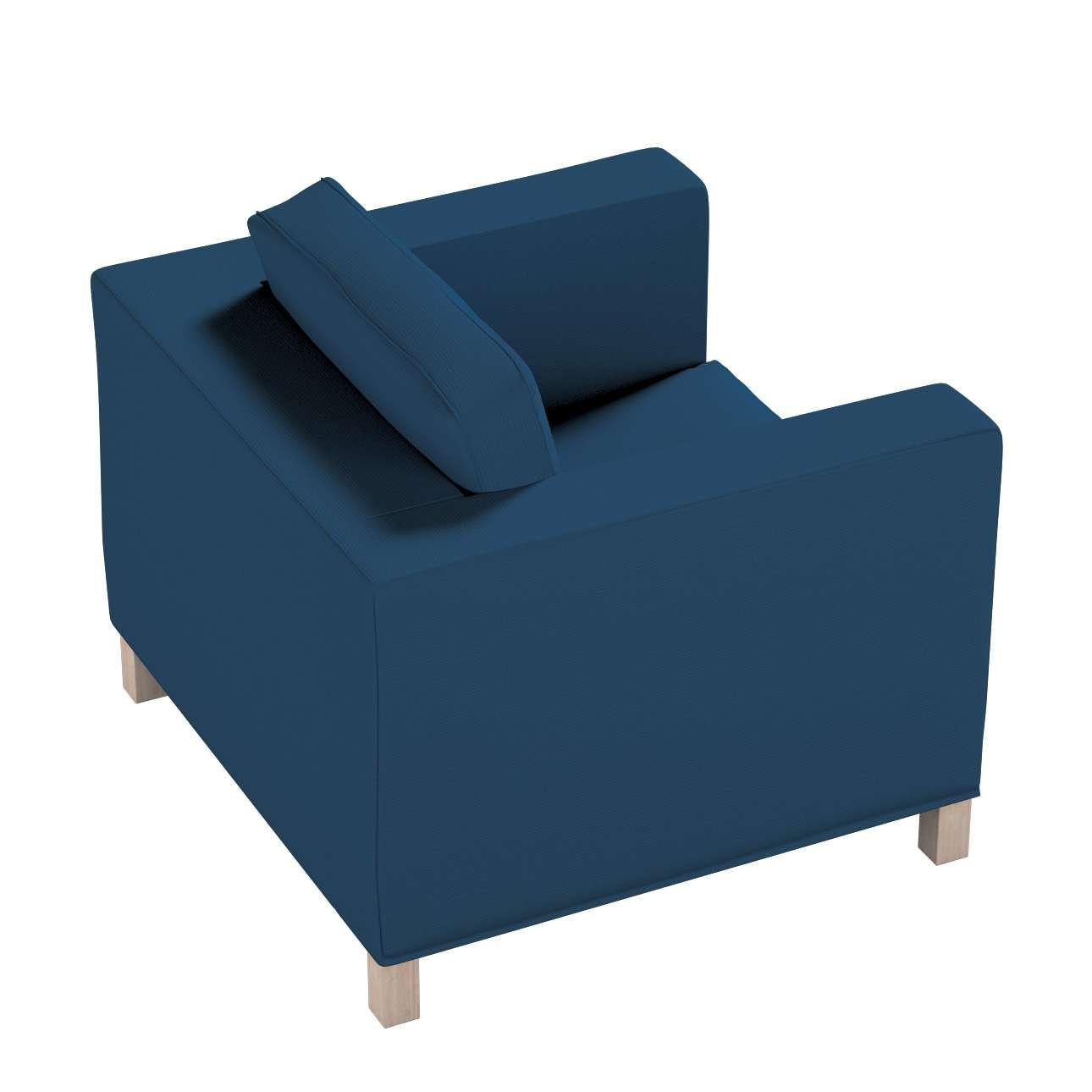 Karlanda päällinen nojatuoli, lyhyt mallistosta Cotton Panama, Kangas: 702-30