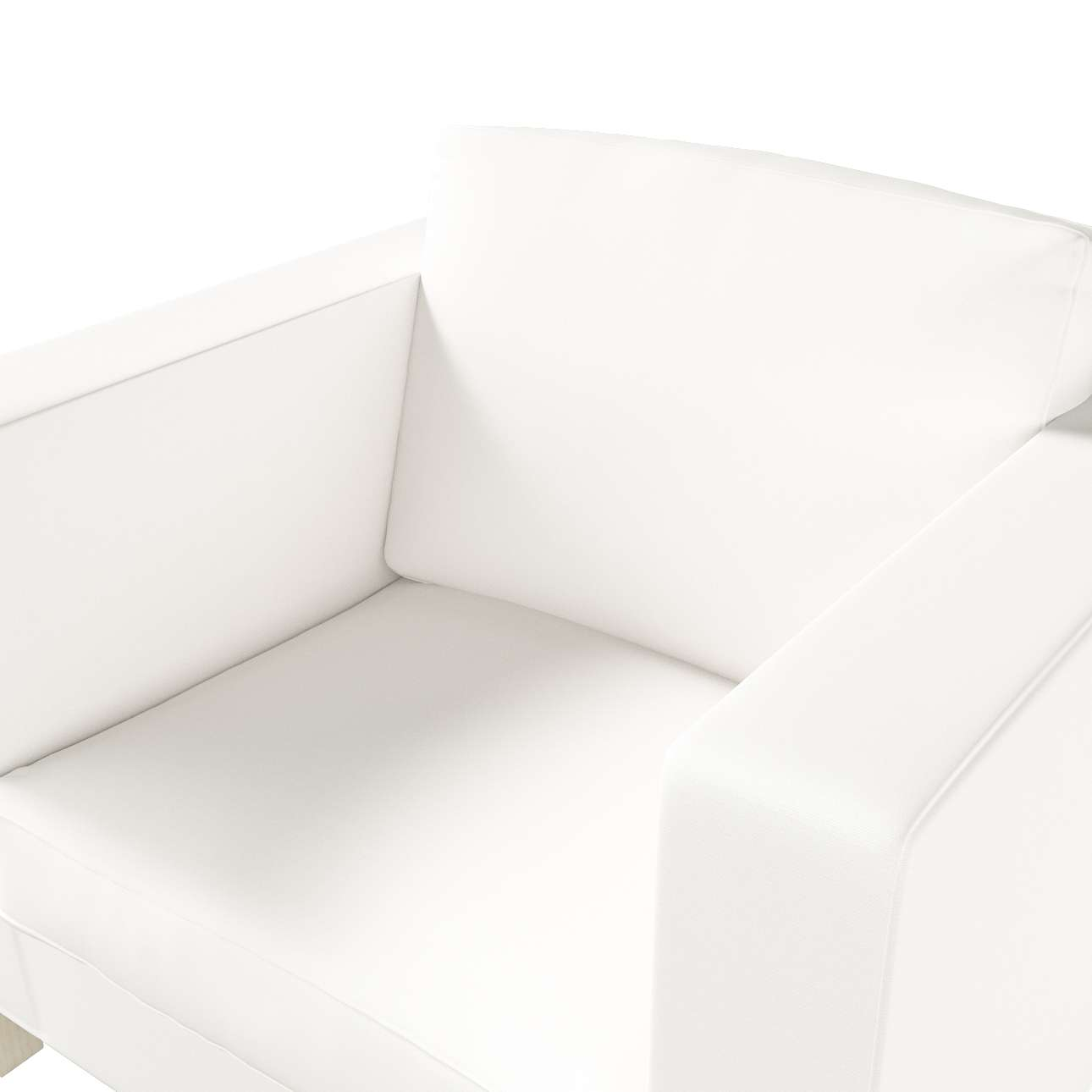 Karlanda päällinen nojatuoli, lyhyt mallistosta Cotton Panama, Kangas: 702-34