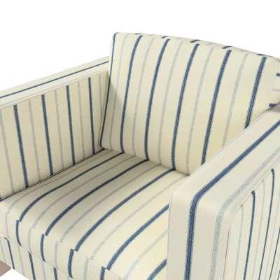 Karlanda päällinen nojatuoli, lyhyt mallistosta Avinon, Kangas: 129-66