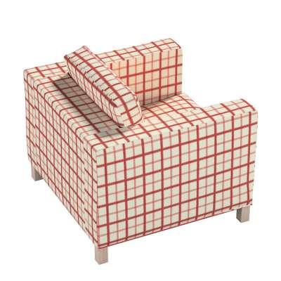 Karlanda päällinen nojatuoli, lyhyt mallistosta Avinon, Kangas: 131-15