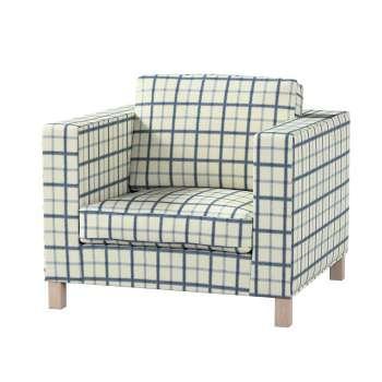 KARLANDA fotelio užvalkalas KARLANDA fotelio užvalkalas kolekcijoje Avinon, audinys: 131-66