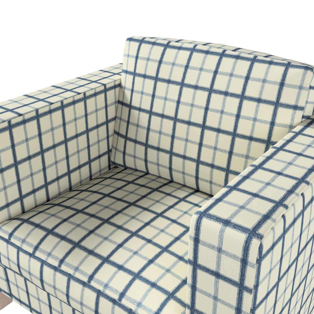 Karlanda fotelhuzat rövid a kollekcióból Avinon Lakástextil, Dekoranyag: 131-66