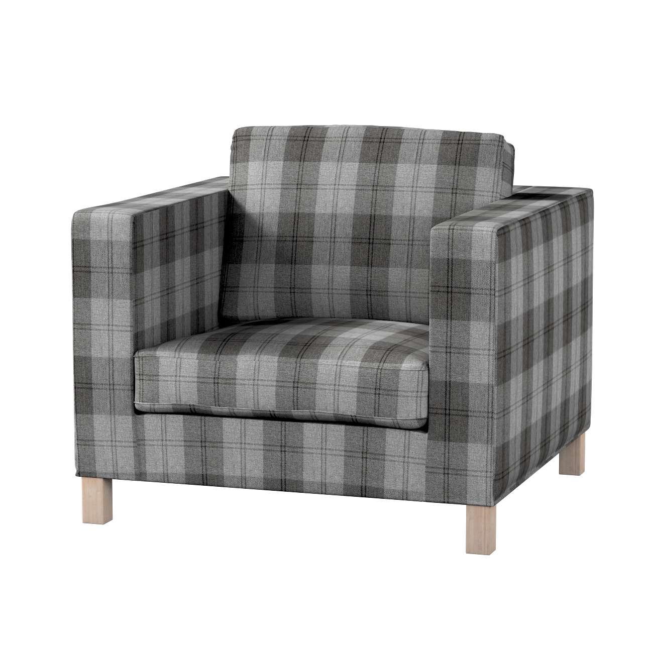 Karlanda päällinen nojatuoli, lyhyt mallistosta Edinburgh, Kangas: 115-75