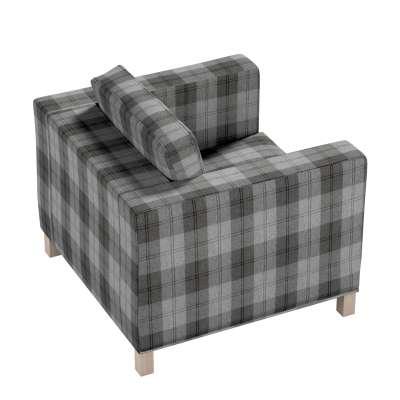 Potah na křesko IKEA Karlanda, krátký v kolekci Edinburgh, látka: 115-75