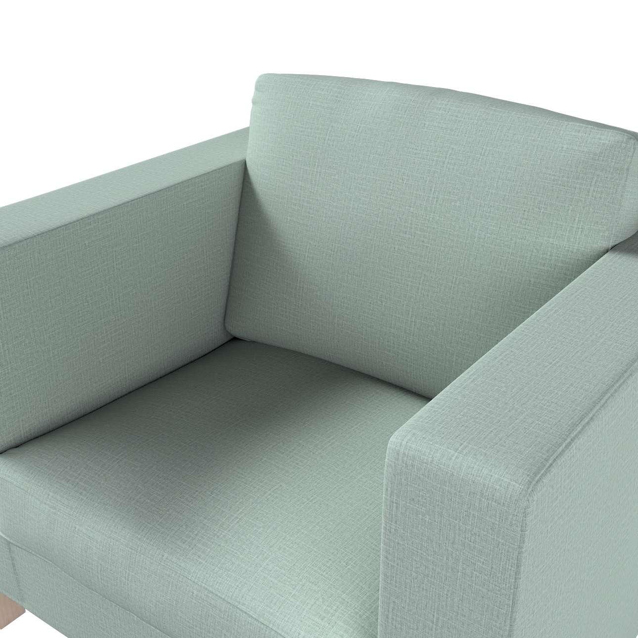 Karlanda päällinen nojatuoli, lyhyt mallistosta Living 2, Kangas: 160-86
