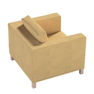 Karlanda armchair cover 160-93 sand chenille Collection Living II