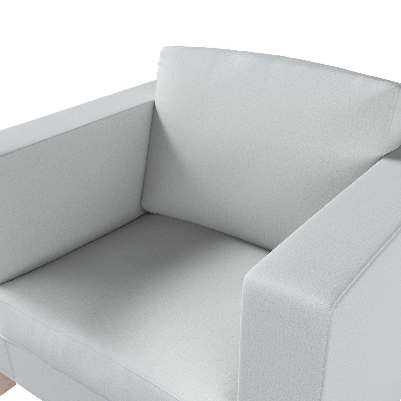 Karlanda päällinen nojatuoli, lyhyt mallistosta Living 2, Kangas: 161-18