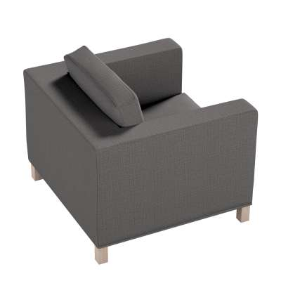 Karlanda päällinen nojatuoli, lyhyt mallistosta Living 2, Kangas: 161-16