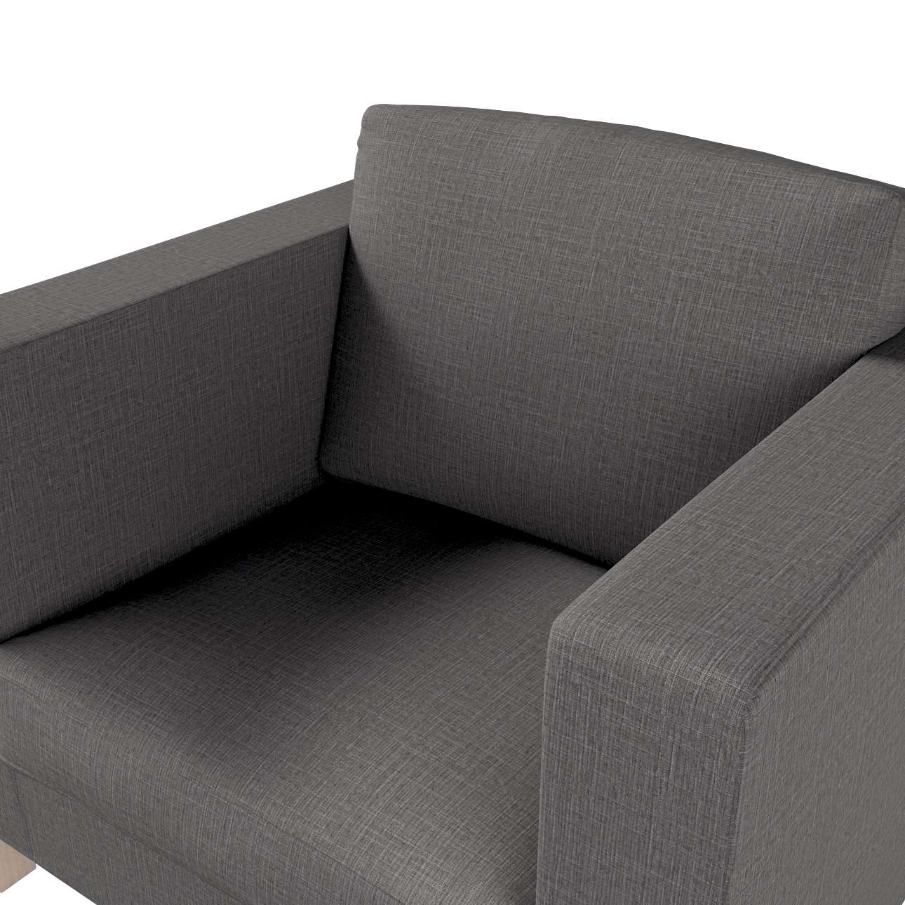 Potah na křesko IKEA Karlanda, krátký v kolekci Living II, látka: 161-16