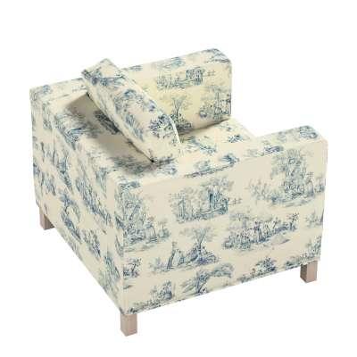 Karlanda päällinen nojatuoli, lyhyt mallistosta Avinon, Kangas: 132-66