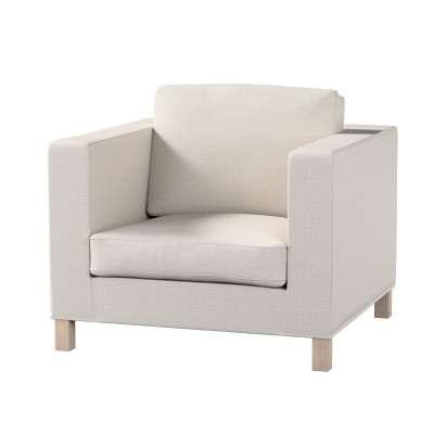 Potah na křesko IKEA Karlanda, krátký v kolekci Living II, látka: 161-00