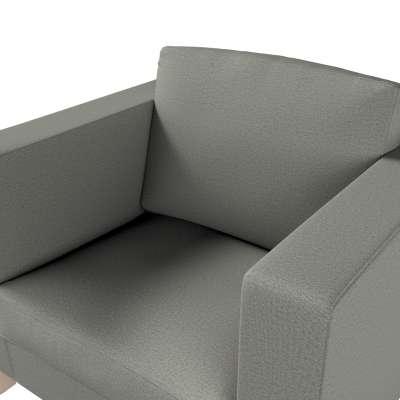Pokrowiec na fotel Karlanda, krótki w kolekcji Etna, tkanina: 161-25