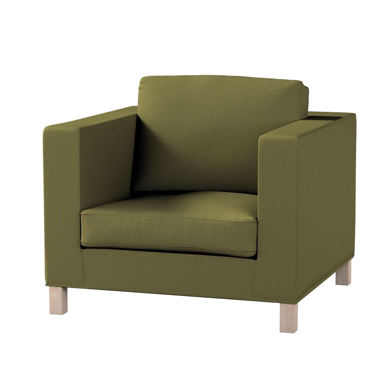 Karlanda päällinen nojatuoli, lyhyt mallistosta Etna - ei verhoihin, Kangas: 161-26
