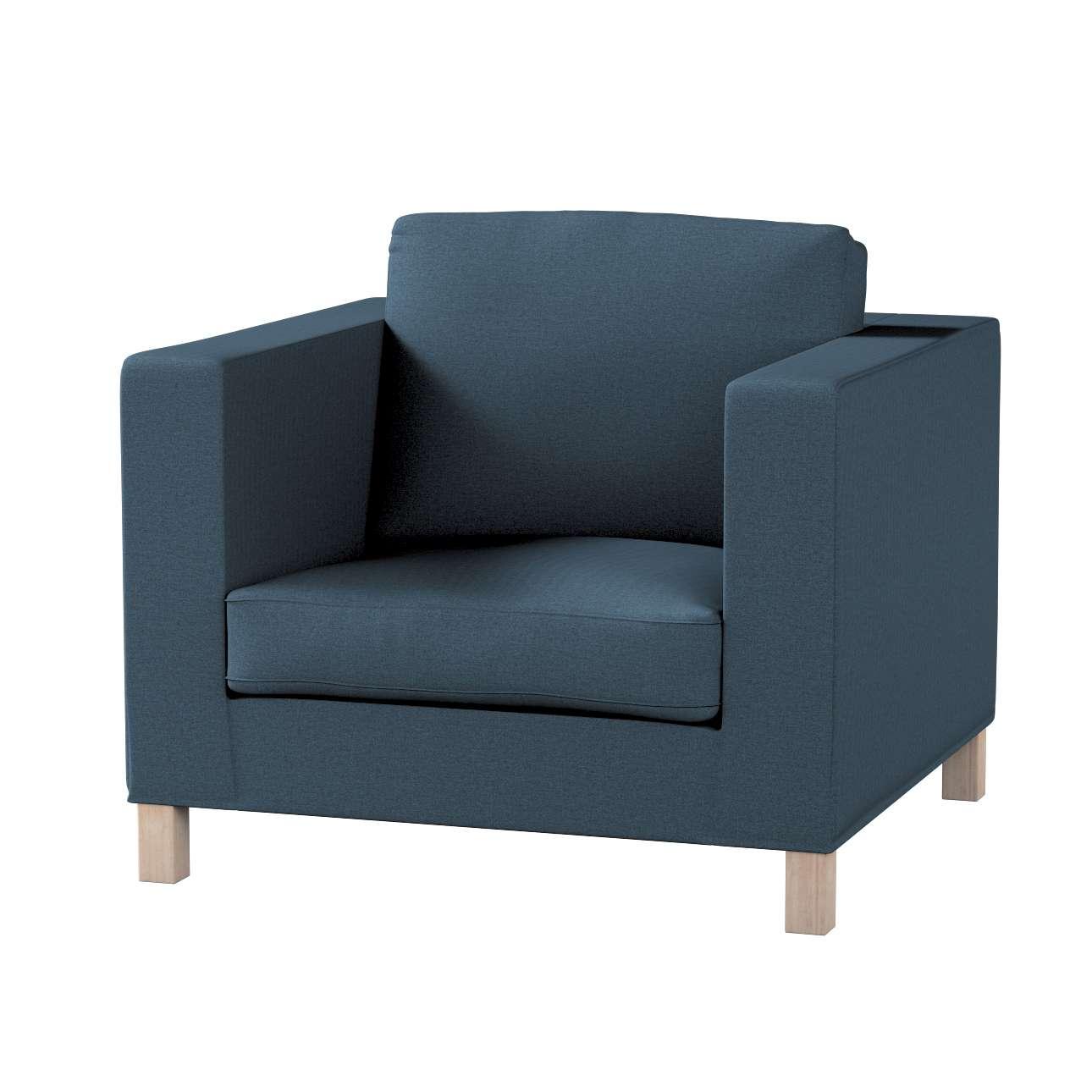 Karlanda päällinen nojatuoli, lyhyt mallistosta Etna - ei verhoihin, Kangas: 705-30